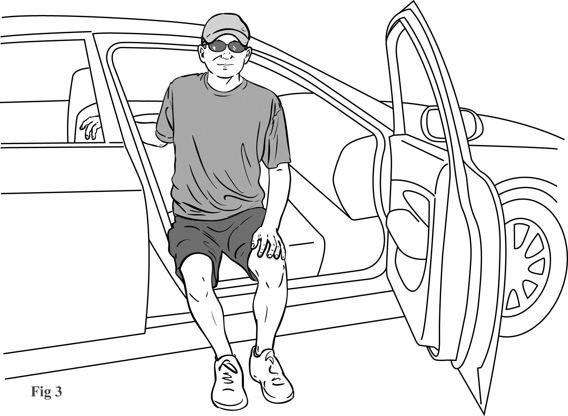 How to Sit in a Car after Knee Replacement Surgery