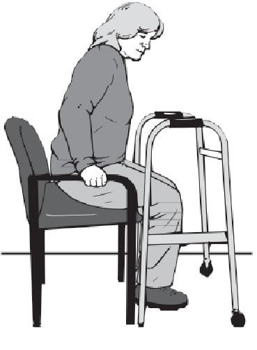 How to Stand After Hip Replacement