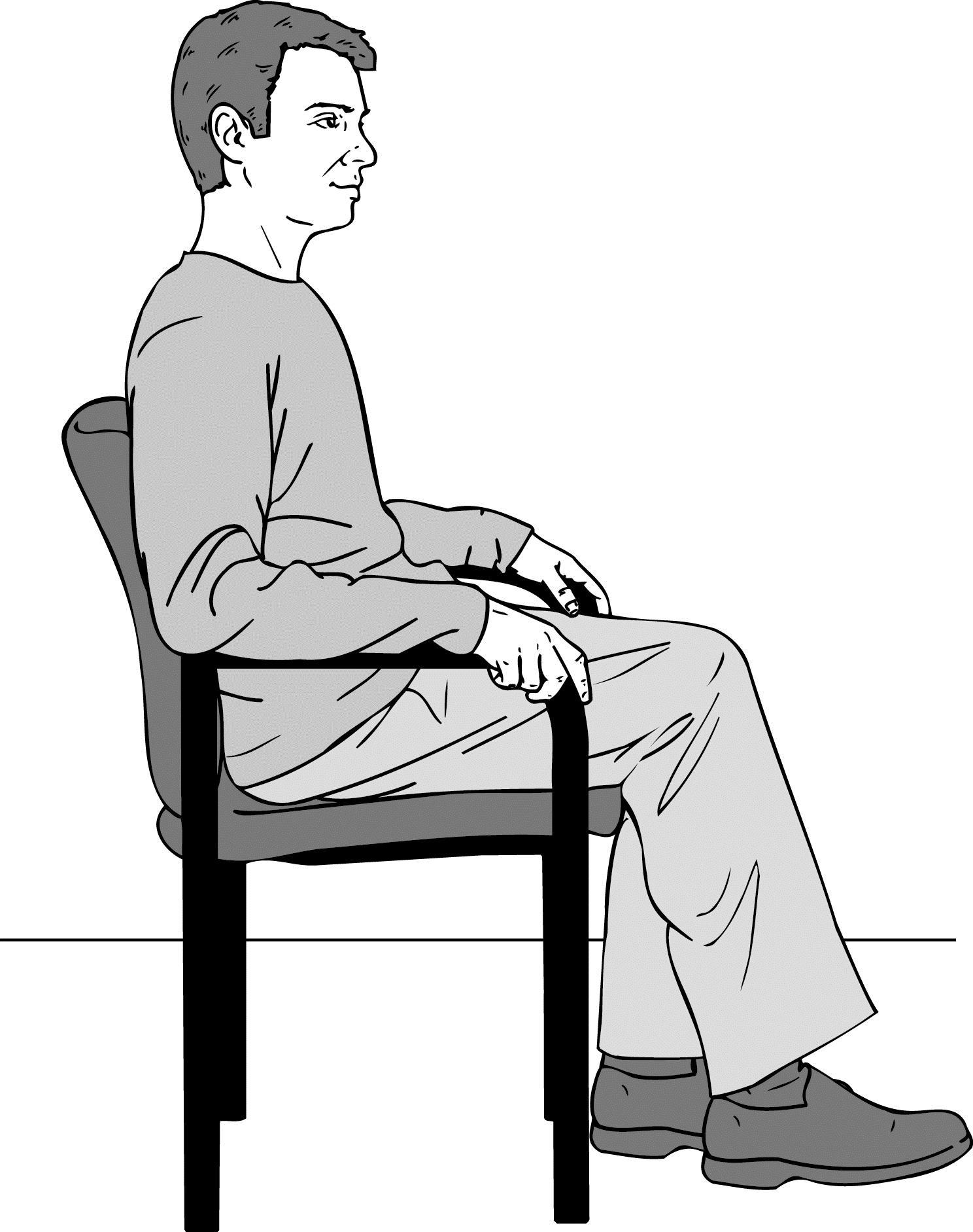 How to Sit After Knee Replacement