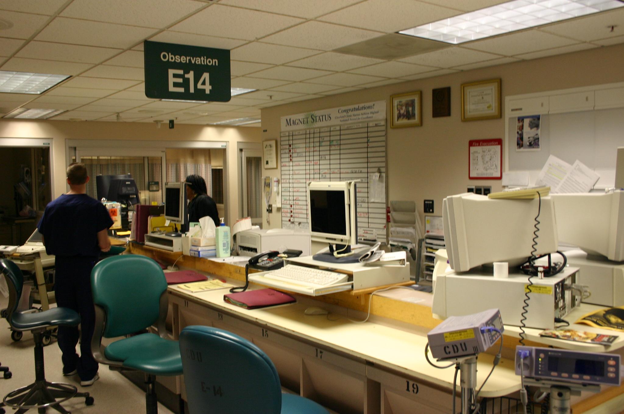 Clinical Decision Unit