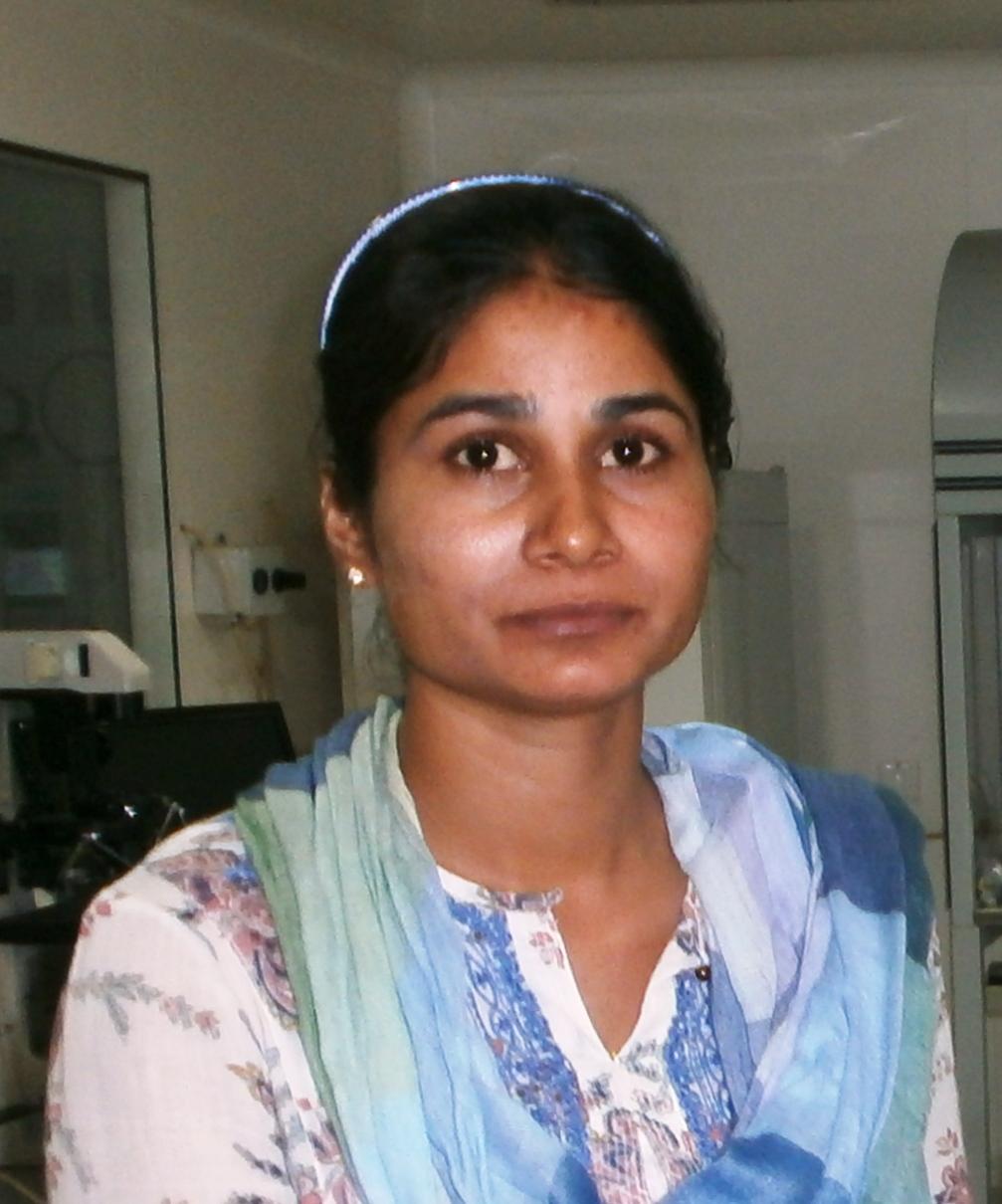 <b>Hardeep Kaur</b> Sidhu MSc. (Medical Biotechnology) - sidhuh
